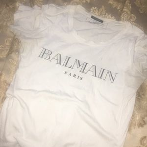 Balmain tee